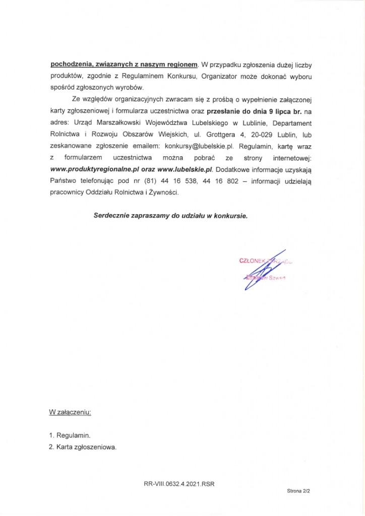 Zaproszenie NKD Smaki Regionów produkty 2